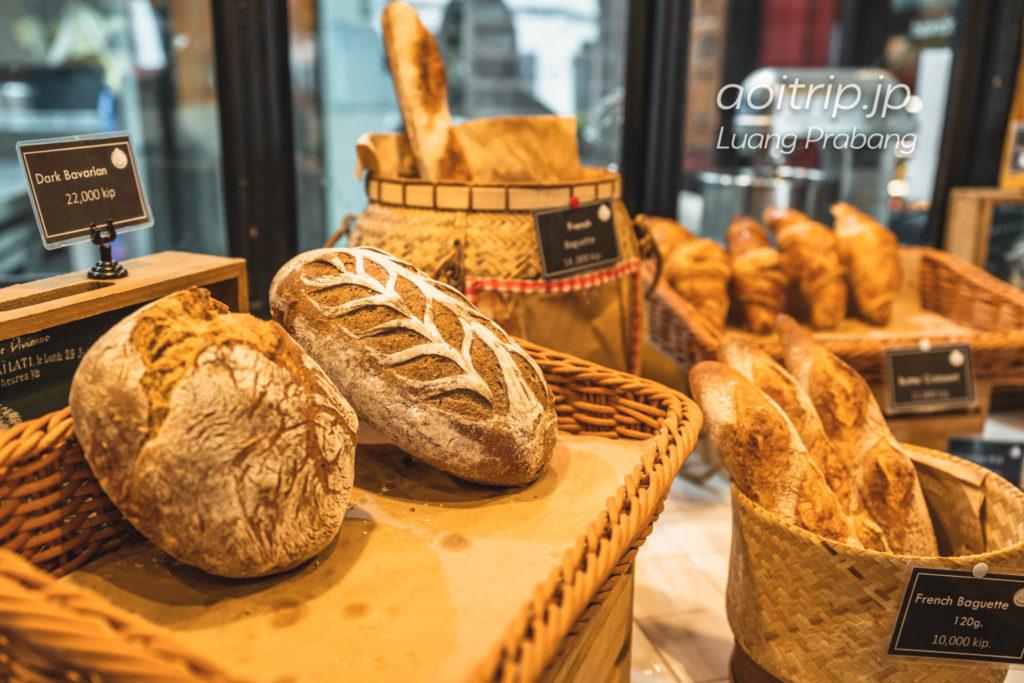 ルアンパバーンのZurich Bread Artisan Bakery
