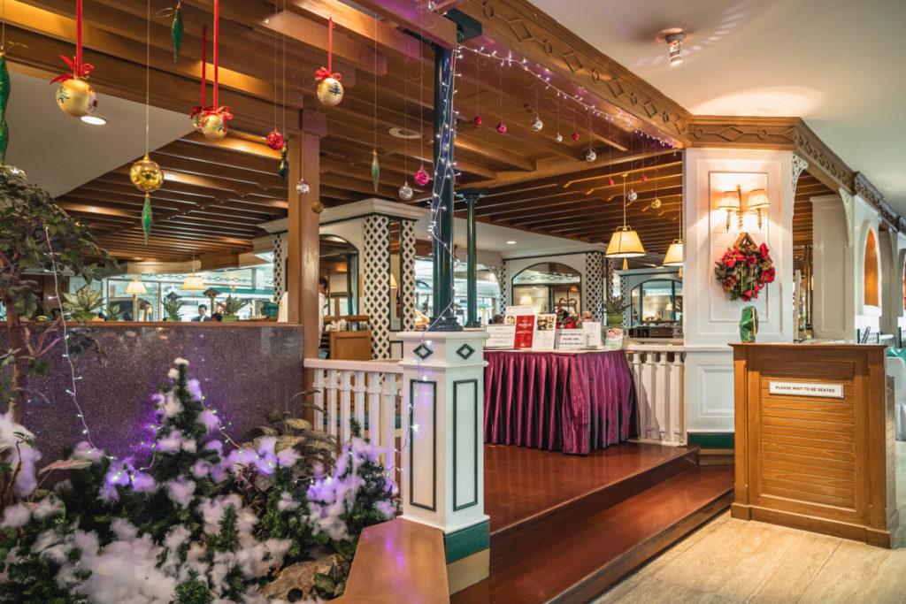 ザ モンティエン ホテル バンコク The Montien Hotel Bangkok, Ruenton Coffee Shop