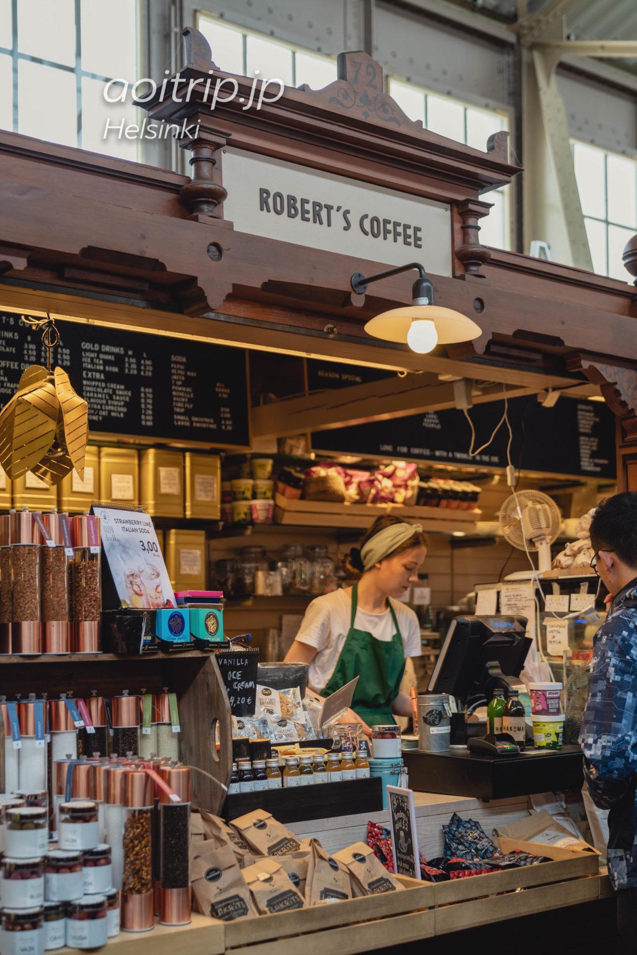 ロバーツコーヒー(Robert's Coffee)