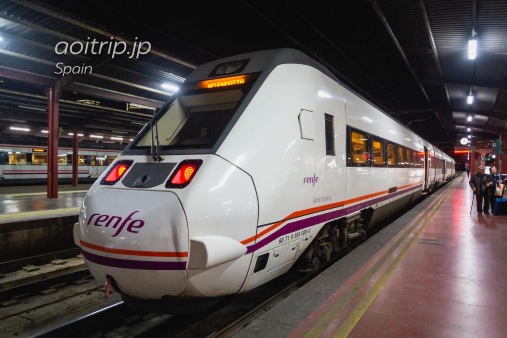 スペイン国鉄レンフェ