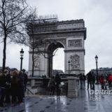 エトワール凱旋門 Arc de triomphe de l'Étoile