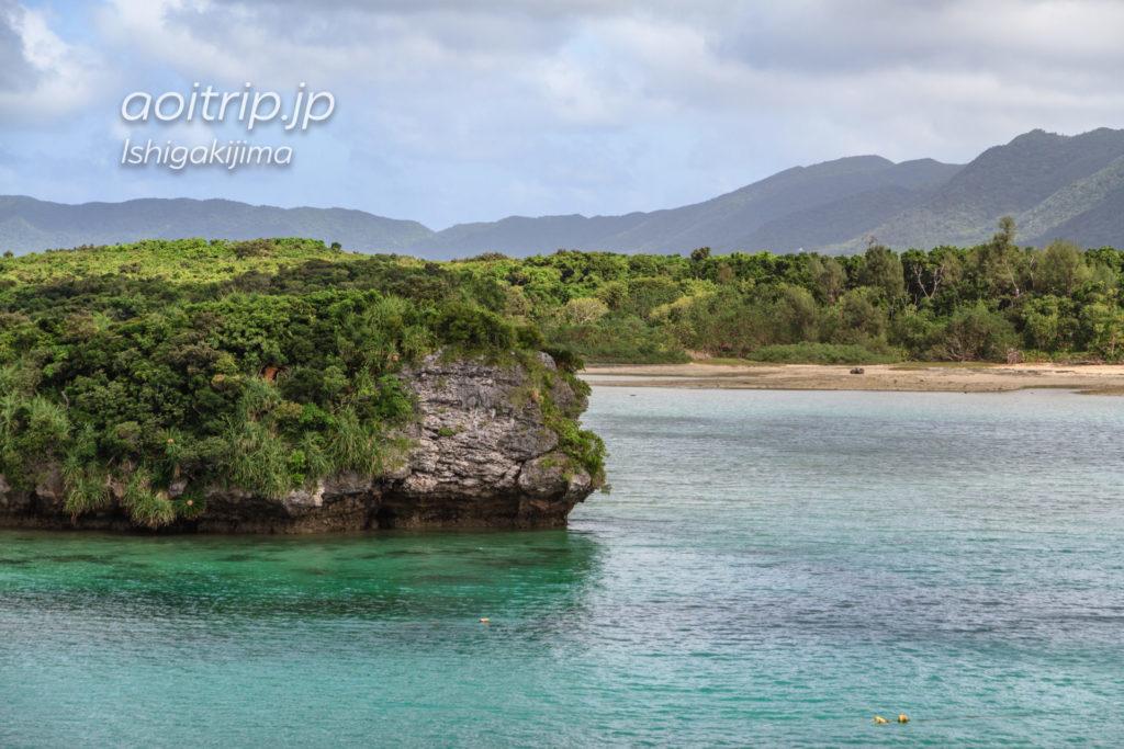 石垣島の川平湾 Kabira Bay, Ishigaki Island