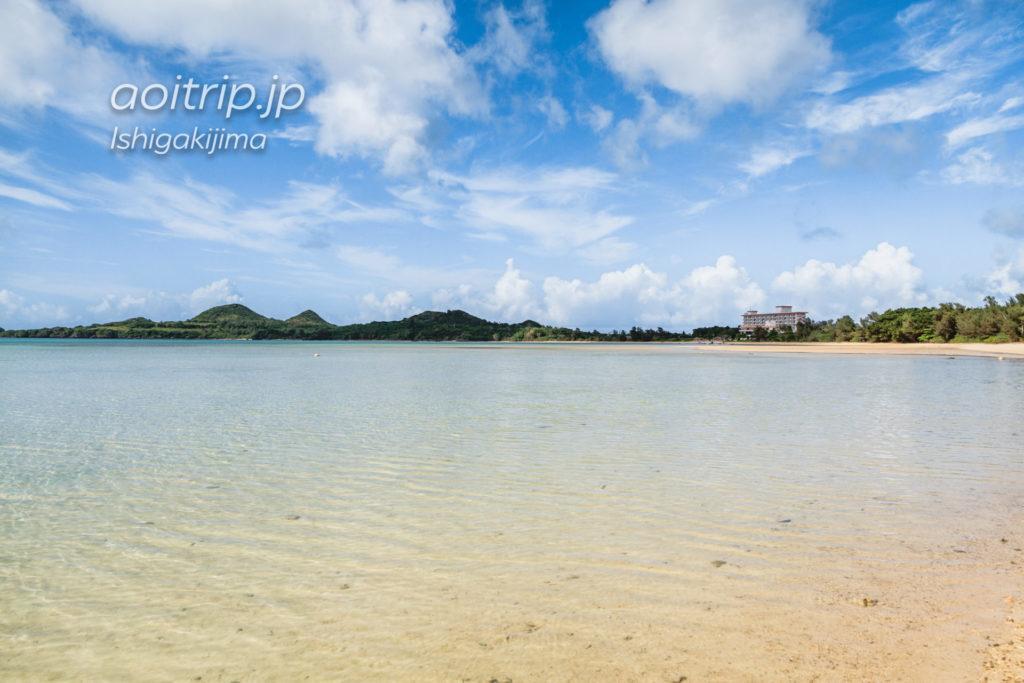 石垣島の底地ビーチ(Sukuji Beach)