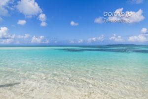 竹富島のコンドイビーチ