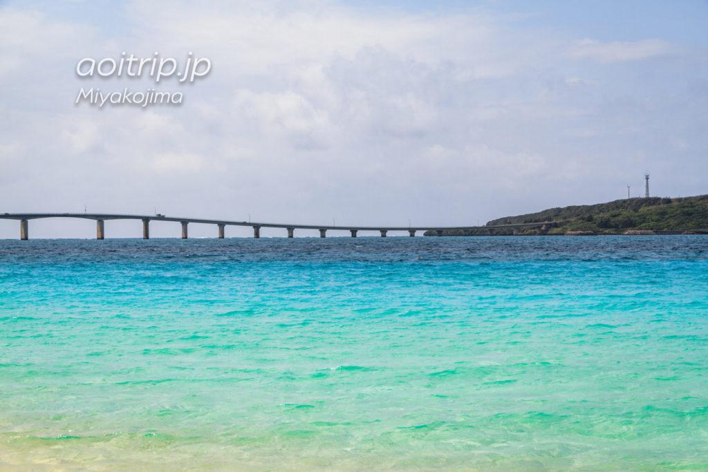 宮古島の与那覇前浜 Yonaha Maehama, Miyako Island