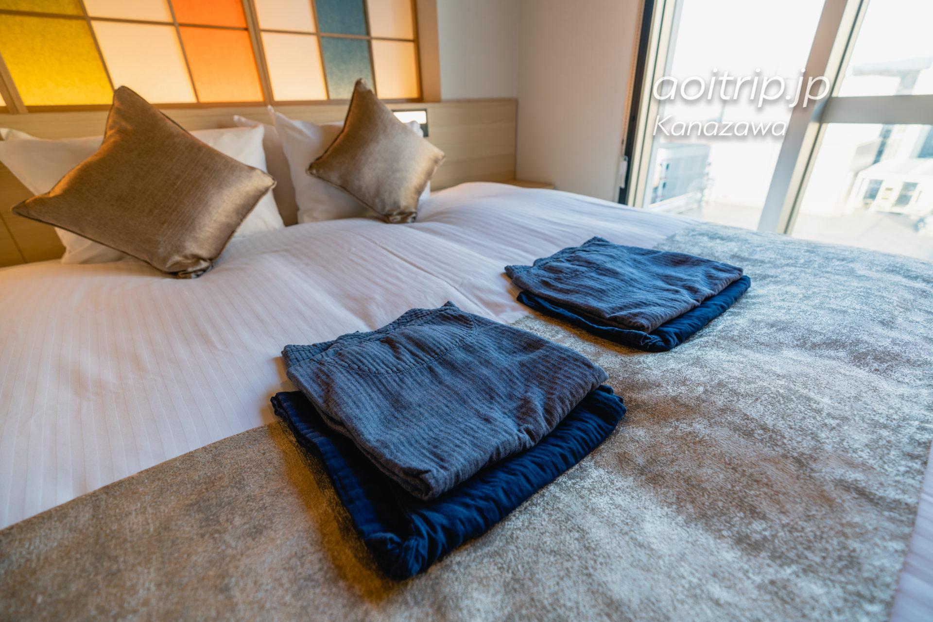 ダイワロイヤルホテルD-Premium金沢 ナイトウェア