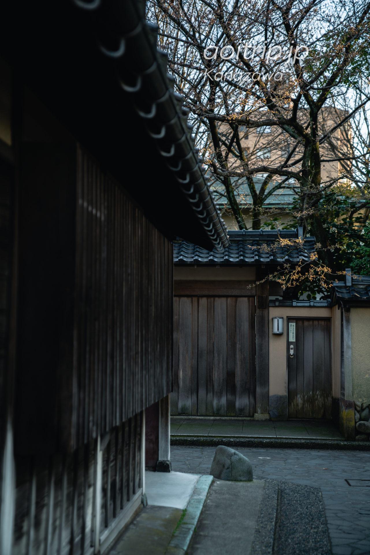 金沢 長町武家屋敷跡界隈 Naga Machi Samurai District, Kanazawa
