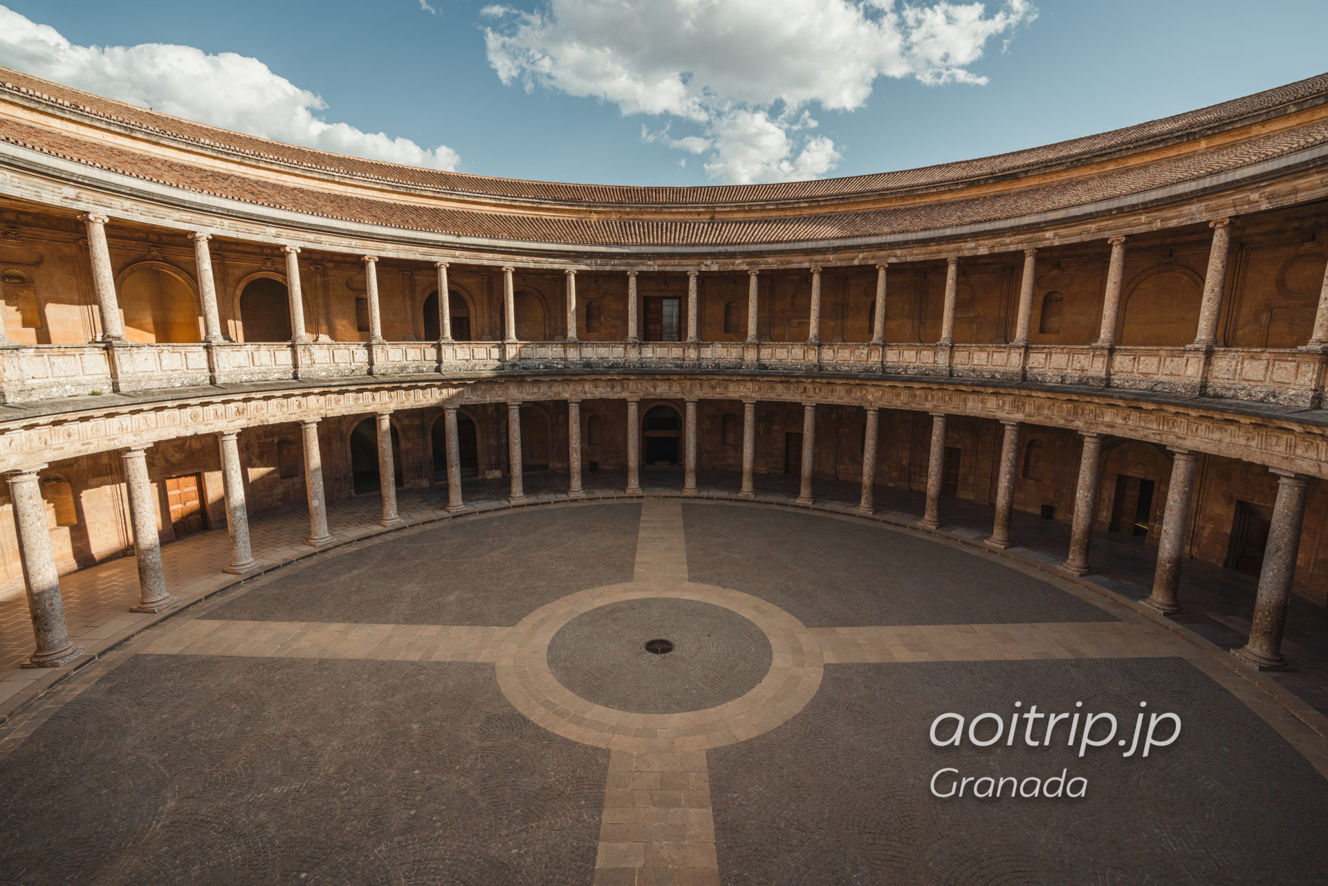 カルロス5世宮殿 Palacio de Carlos V