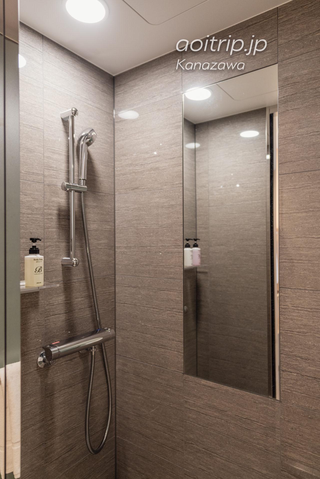 アゴーラ金沢のバスルーム