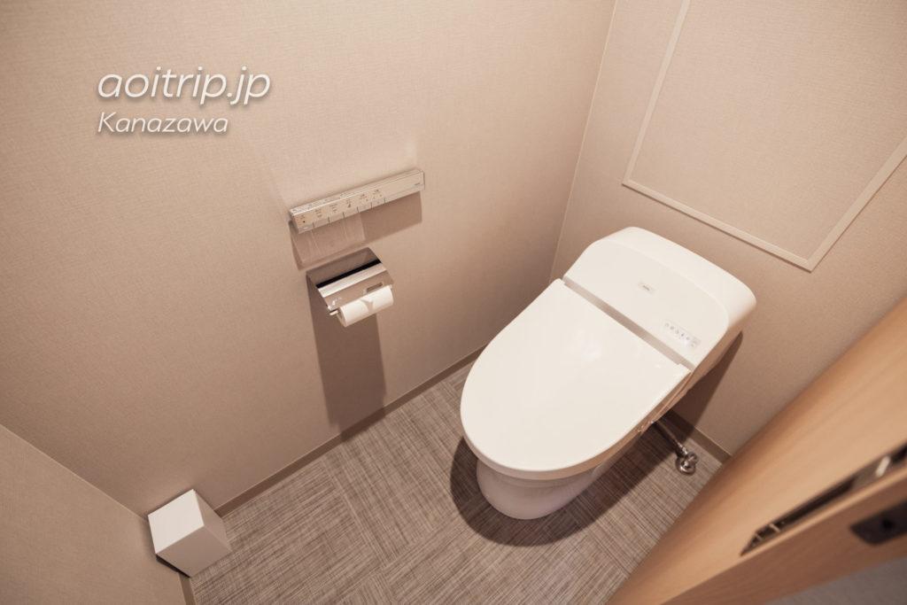 アゴーラ金沢のトイレ