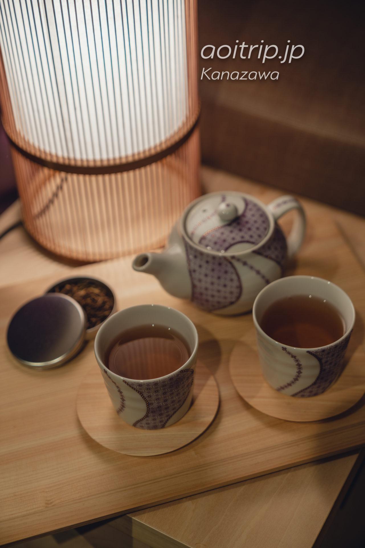 アゴーラ金沢 客室内無料のほうじ茶
