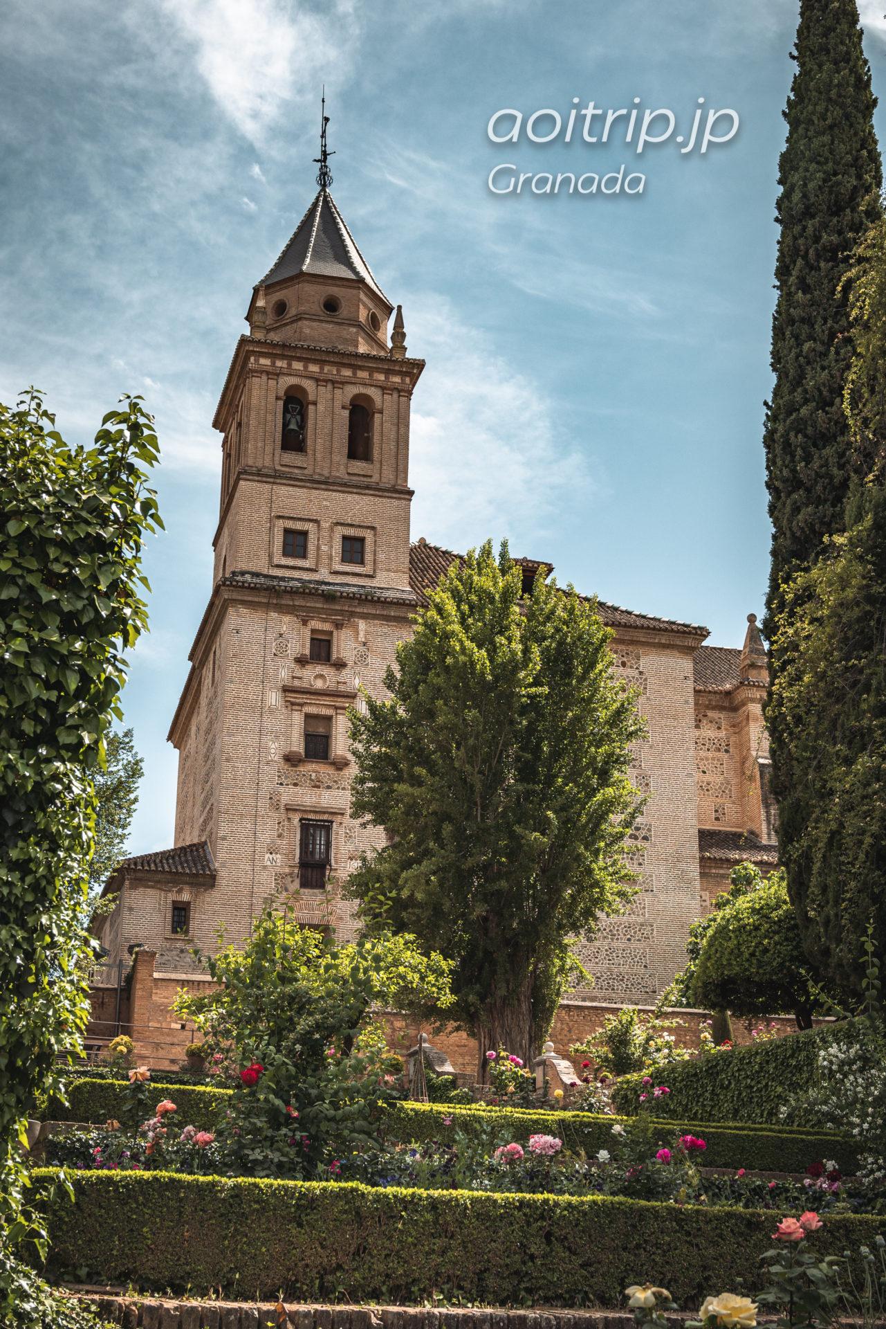 サンタマリア教会 Iglesia de Santa Maria