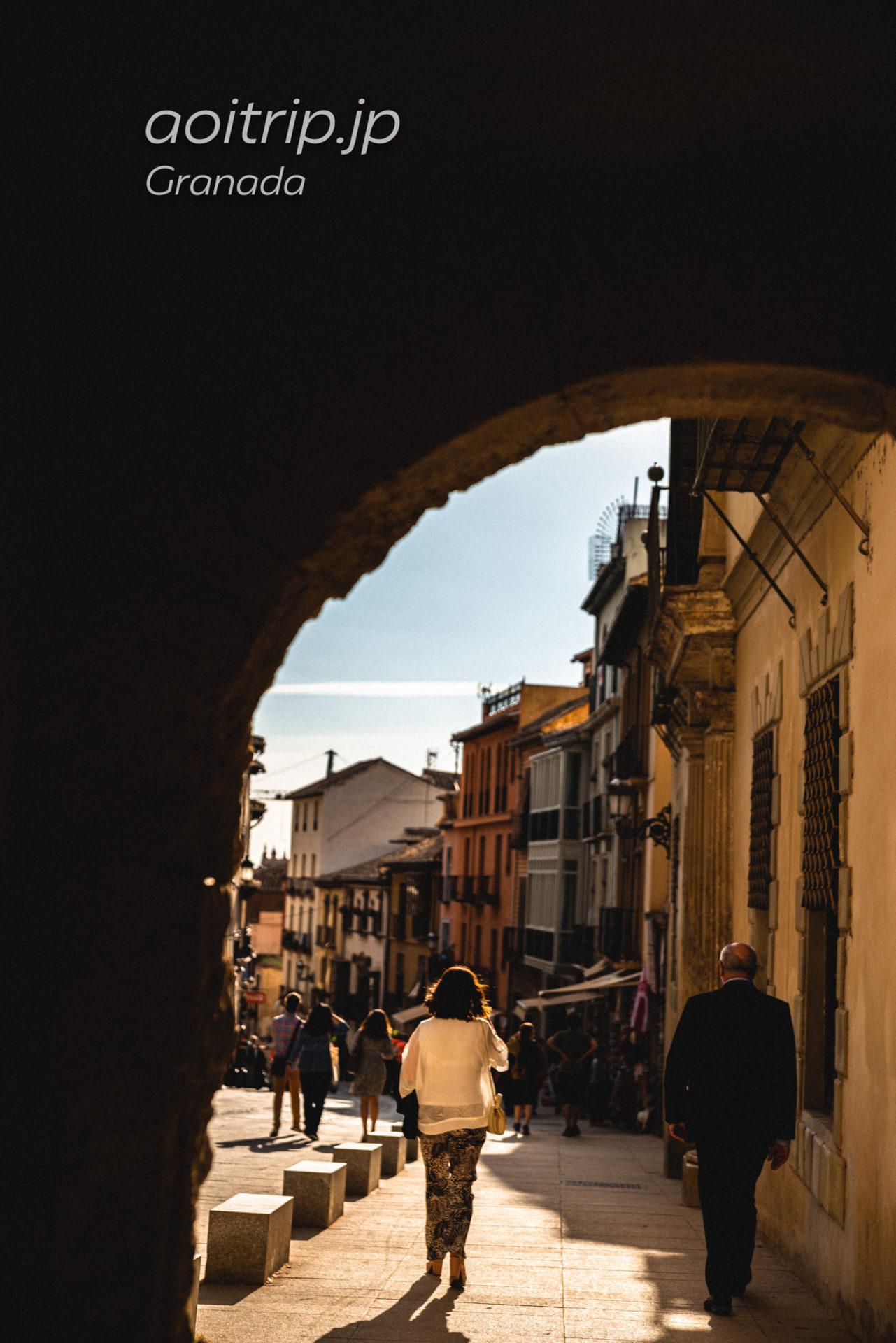 グラナダ ザクロの門 Puerta de las Granadas