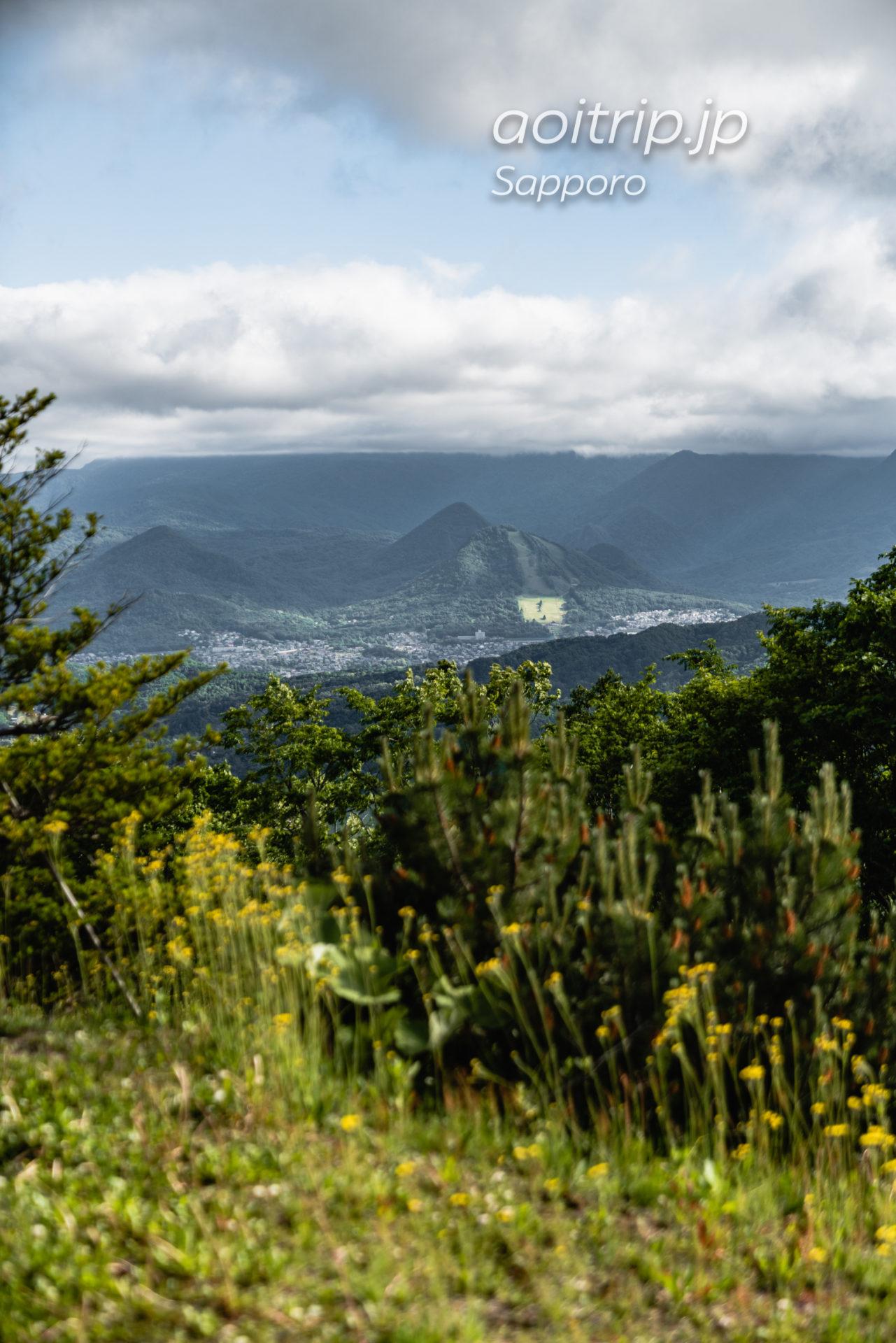 藻岩山展望台