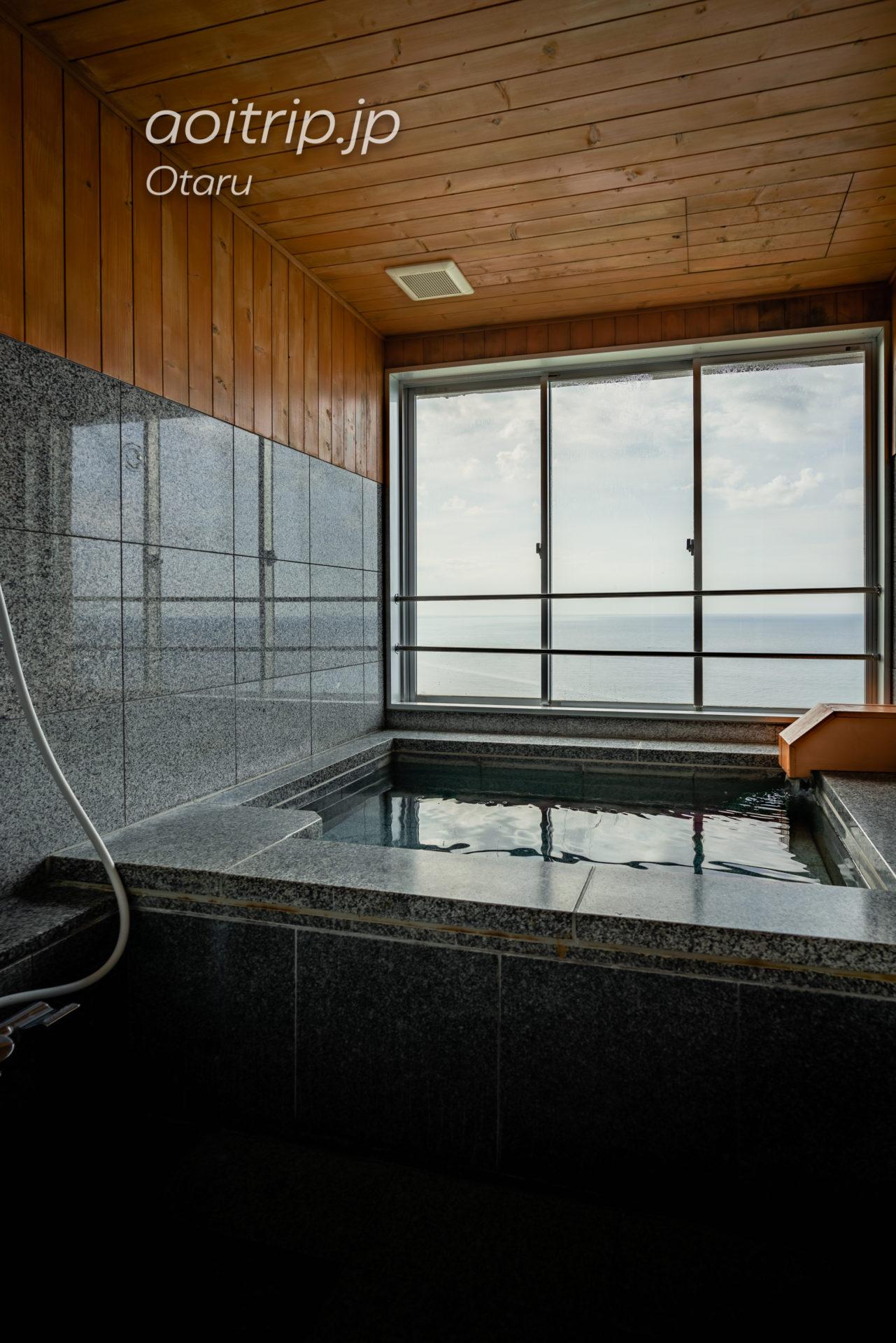 ホテルノイシュロス小樽 露天風呂
