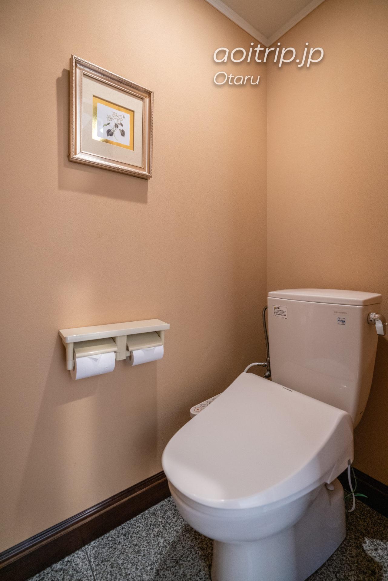 ホテルノイシュロス小樽 トイレ