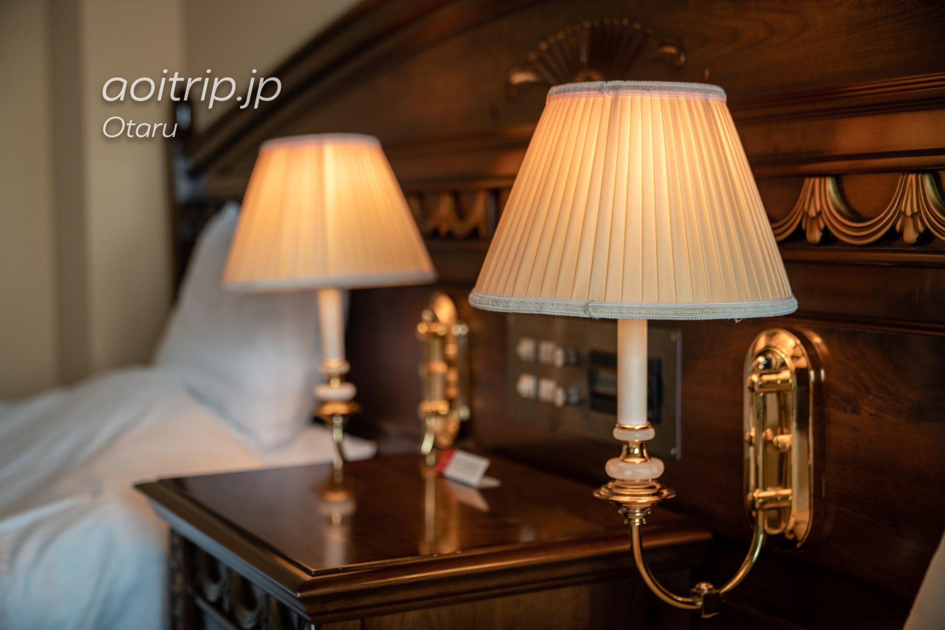 ホテルノイシュロス小樽 オーシャンフロント ツインルーム