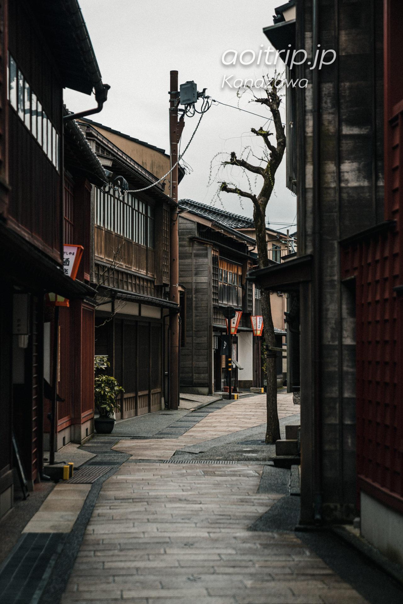 金沢 ひがし茶屋街の写真ギャラリー