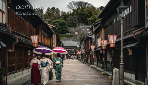 金沢 ひがし茶屋街 Higashichaya, Kanazawa