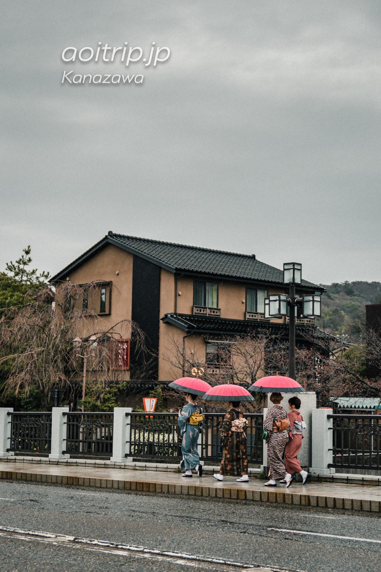 金沢 浅野川大橋