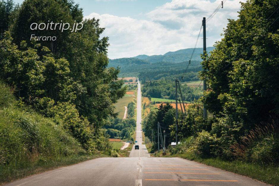 上富良野 ジェットコースターの路|Roller Coaster Road Kamifurano