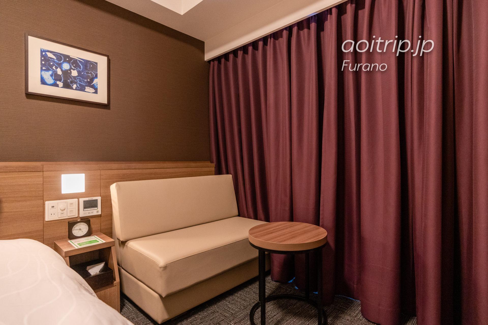 ラビスタ富良野ヒルズのクイーンルーム客室