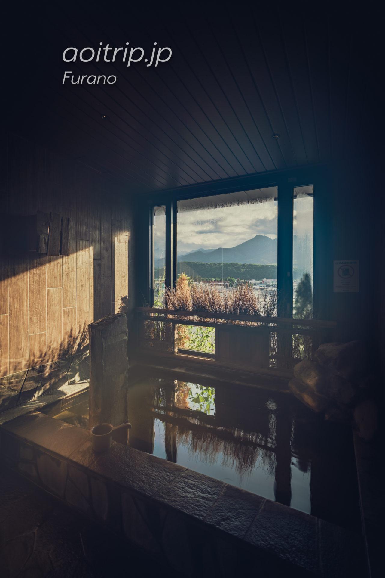 天然温泉 紫雲の湯 ラビスタ富良野ヒルズの温泉 芦別