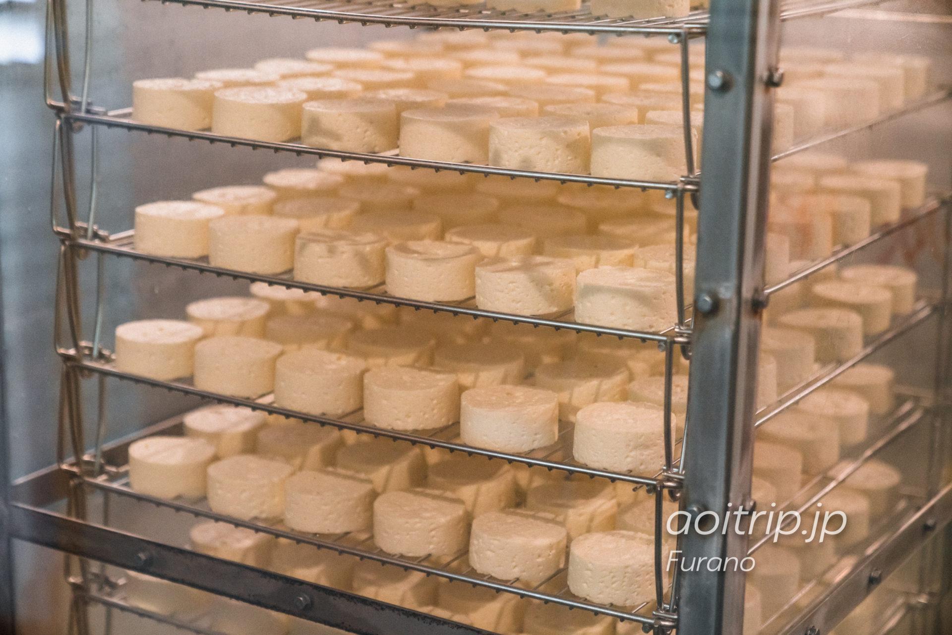 富良野チーズ工房のチーズ工房 Cheese Factory