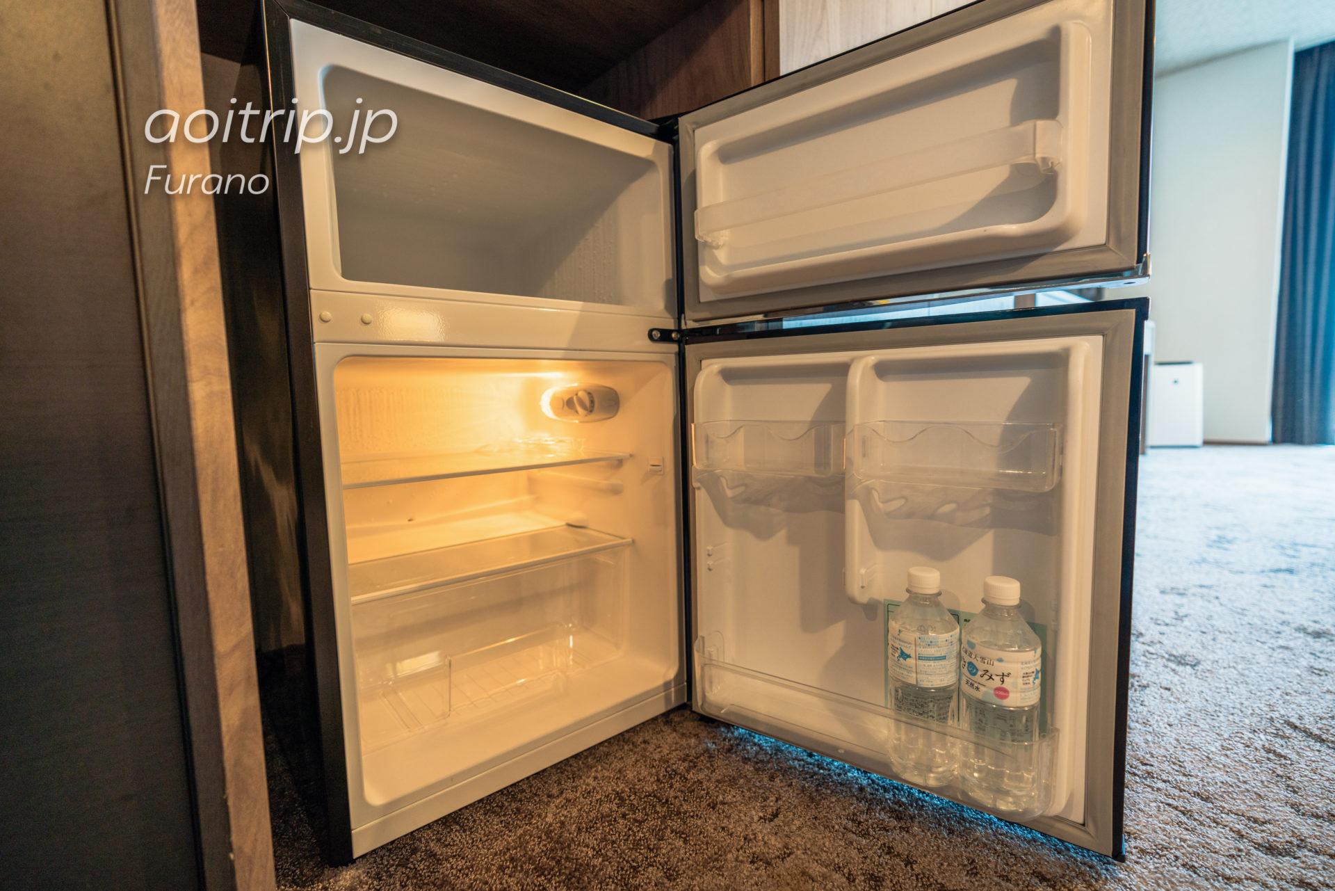 ホテル一花 スーペリアルームの冷蔵庫