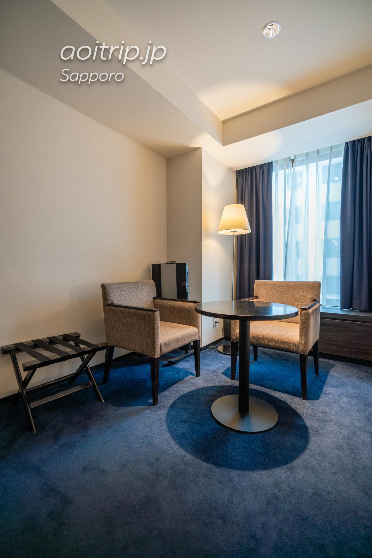 札幌グランドホテルの客室スタンダードデラックスツインルーム