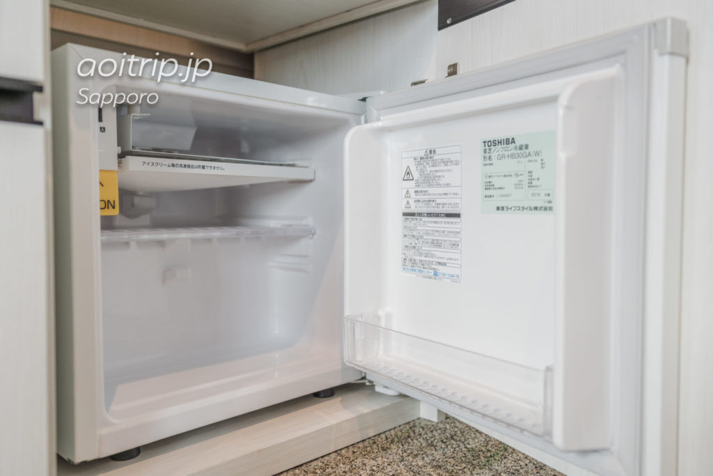 JRイン札幌南口の冷蔵庫