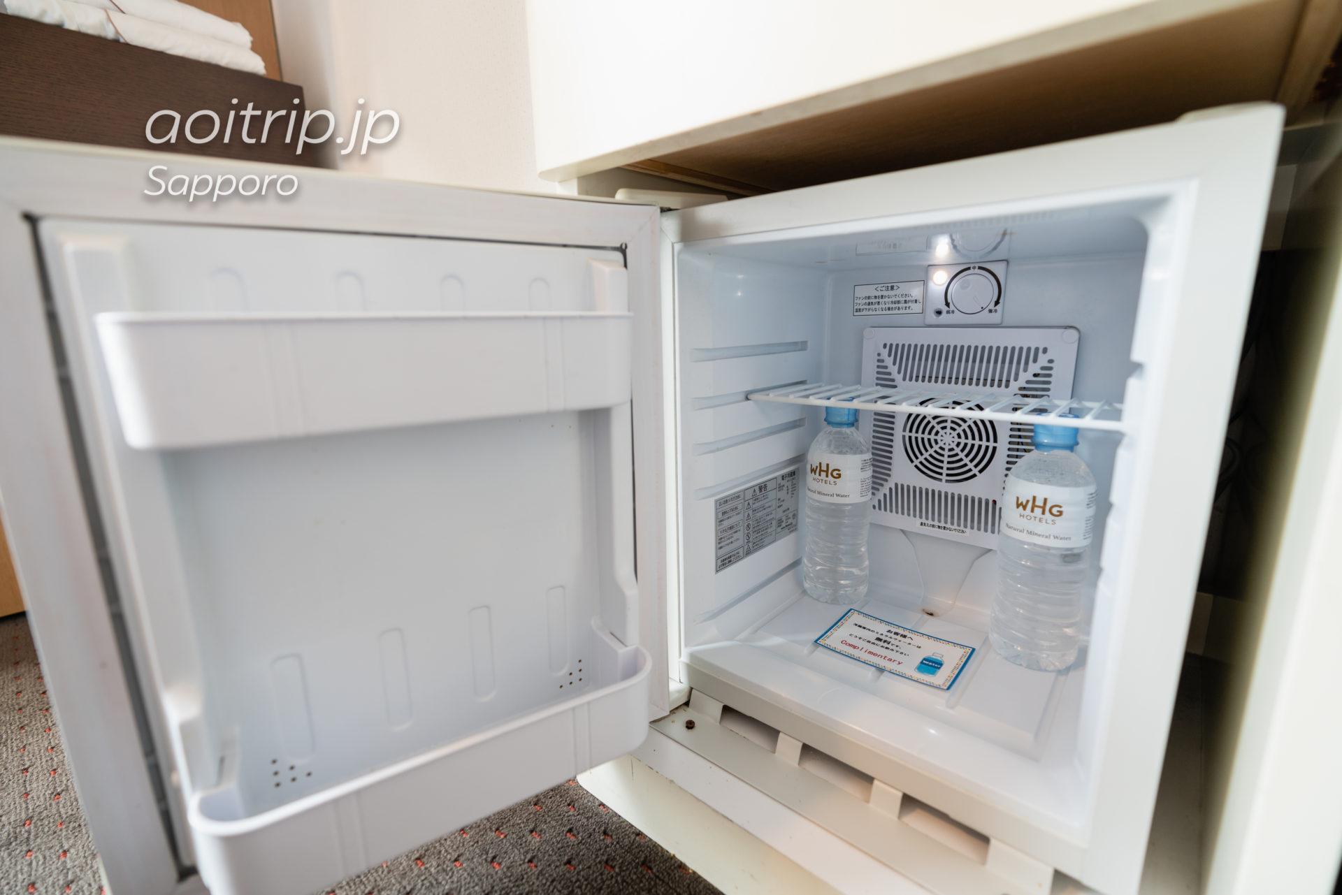 ホテル グレイスリー札幌の冷蔵庫
