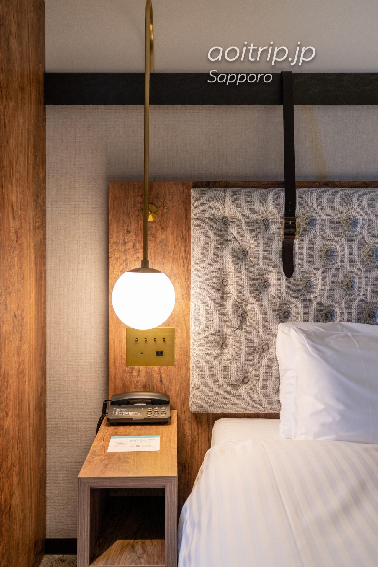 三井ガーデンホテル札幌ウエスト モデレートツインルーム Moderate Twin Room