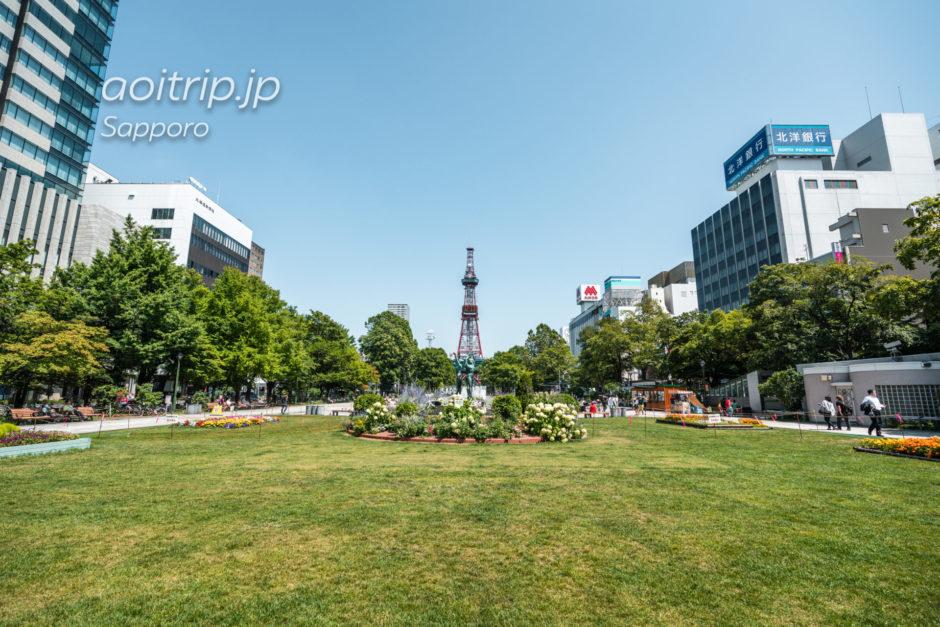 さっぽろテレビ塔 Sapporo TV Tower