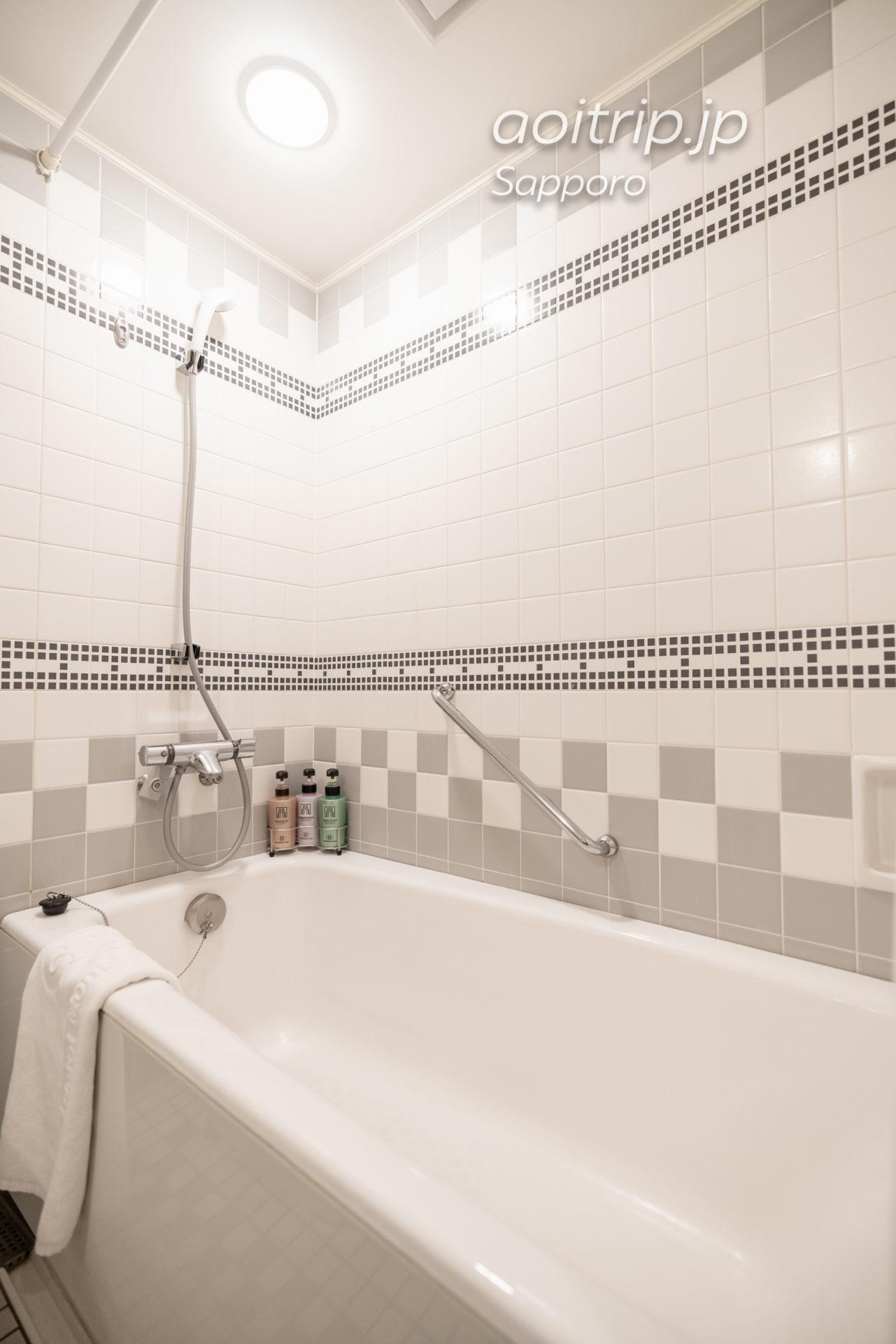ホテル モントレ エーデルホフ札幌のバスルーム