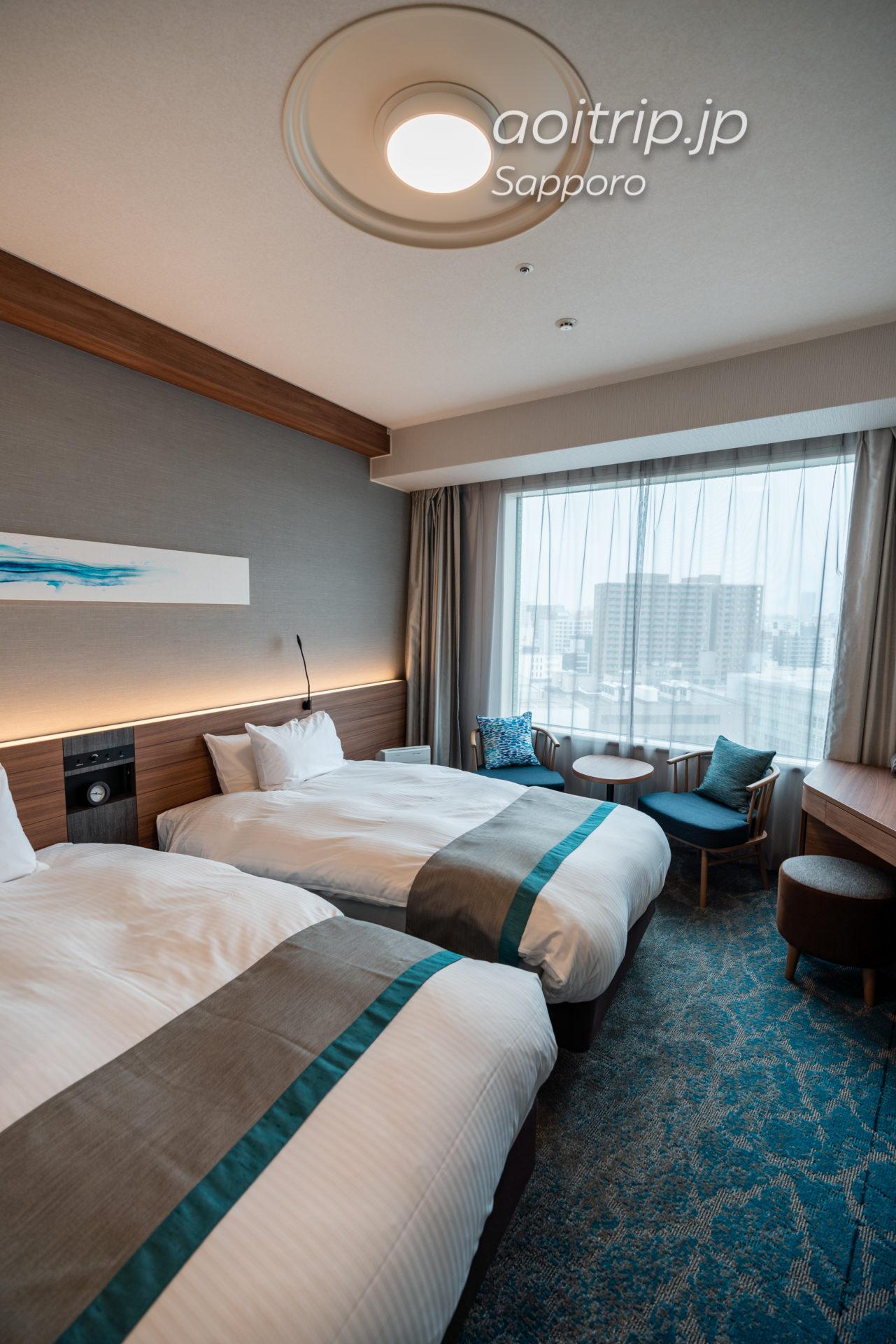 札幌プリンスホテル スーペリアツインルーム