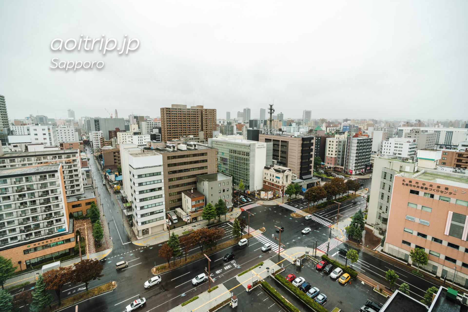 札幌プリンスホテル 宿泊記|Sapporo Prince Hotel