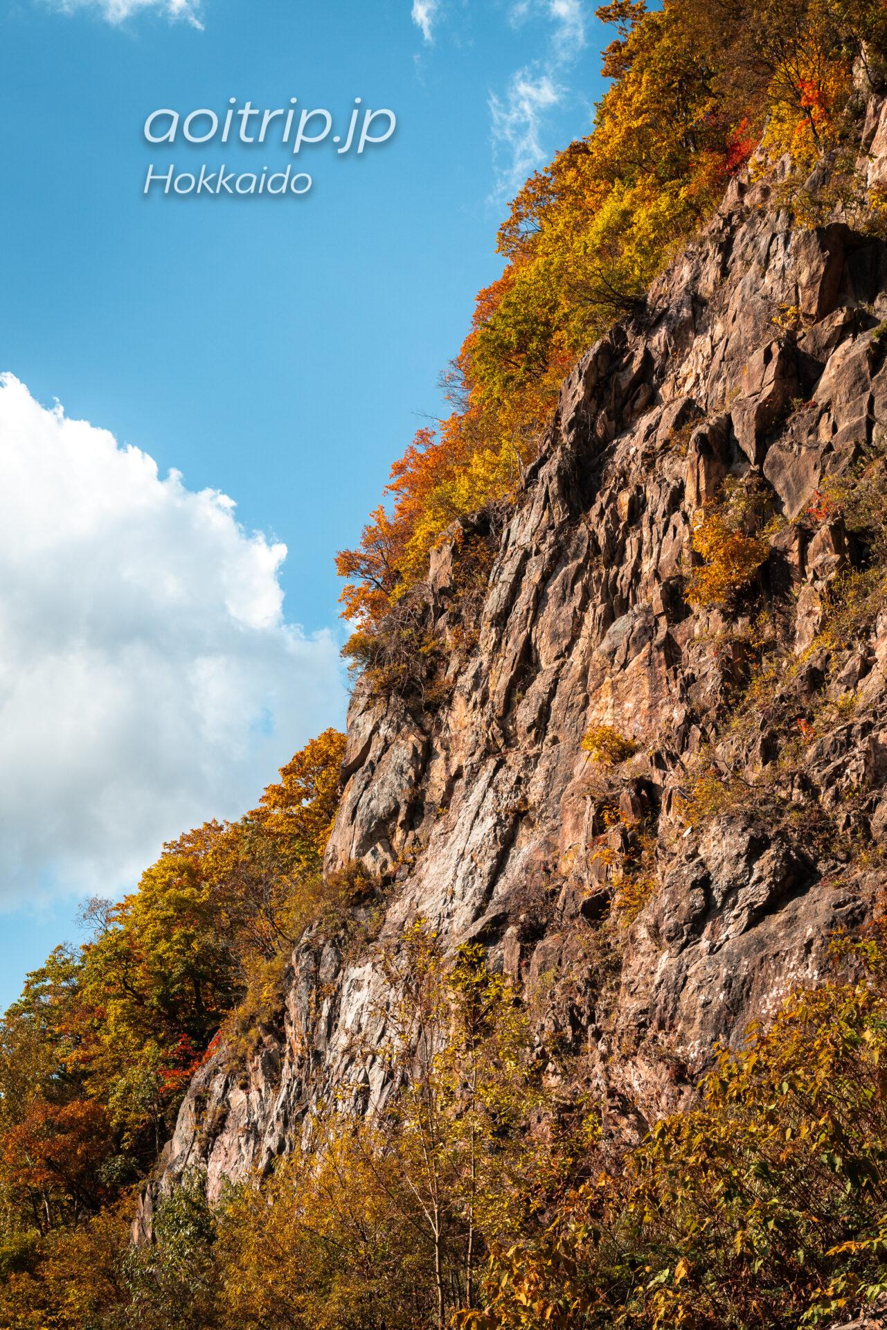 定山渓のかっぱ淵