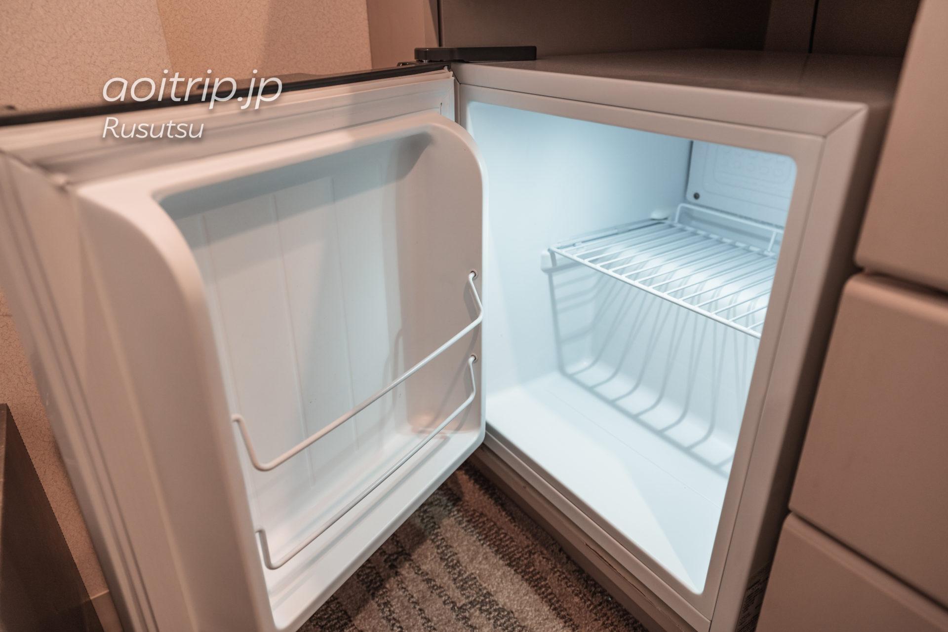 ウェスティン ルスツリゾート The Westin Rusutsu Resort スイートルームの冷蔵庫