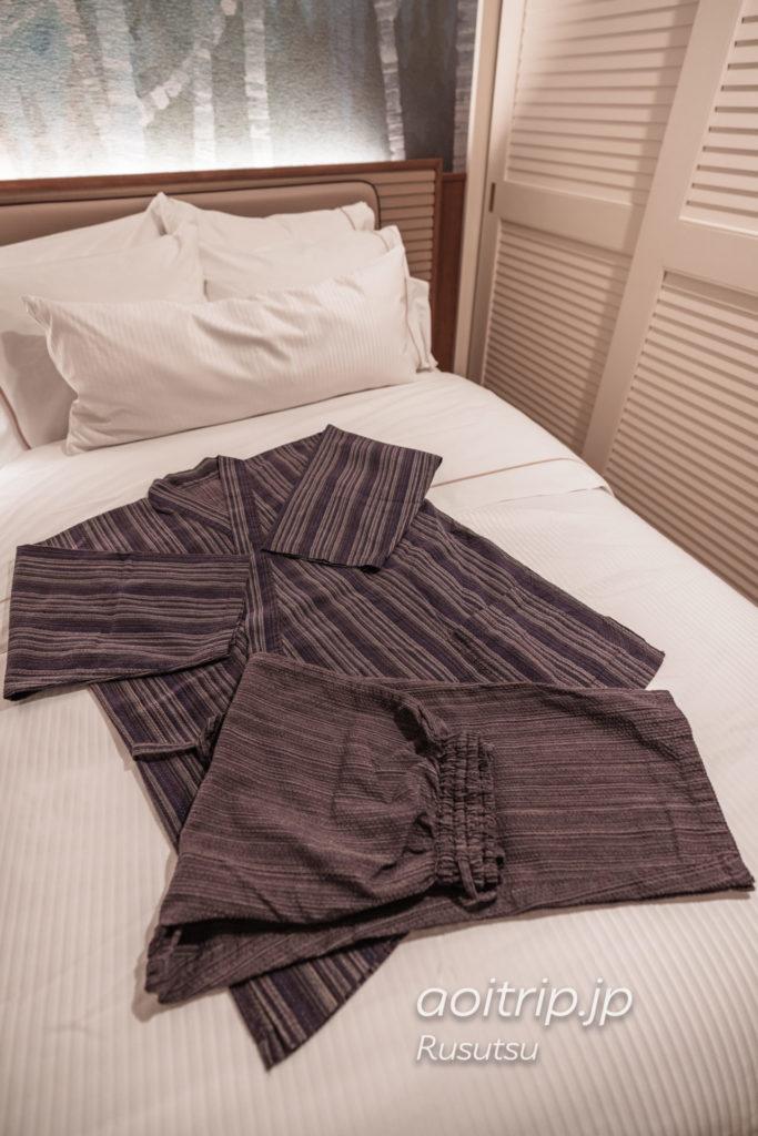 ウェスティン ルスツリゾートの作務衣