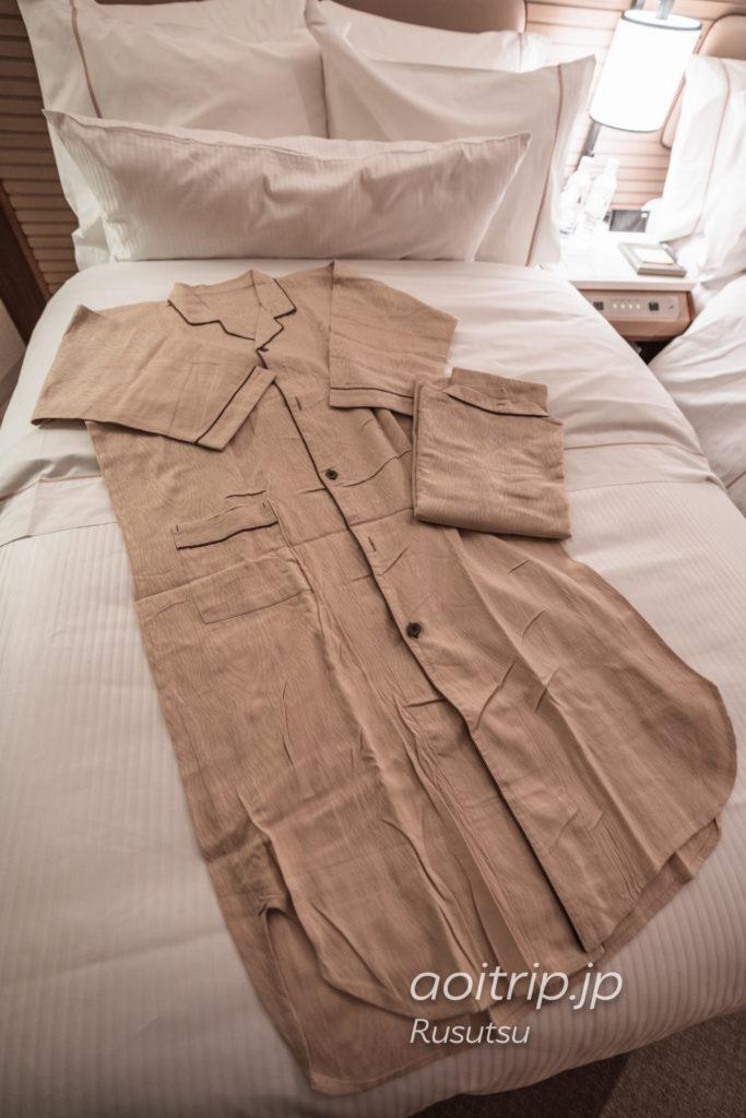 ウェスティン ルスツリゾートのパジャマ