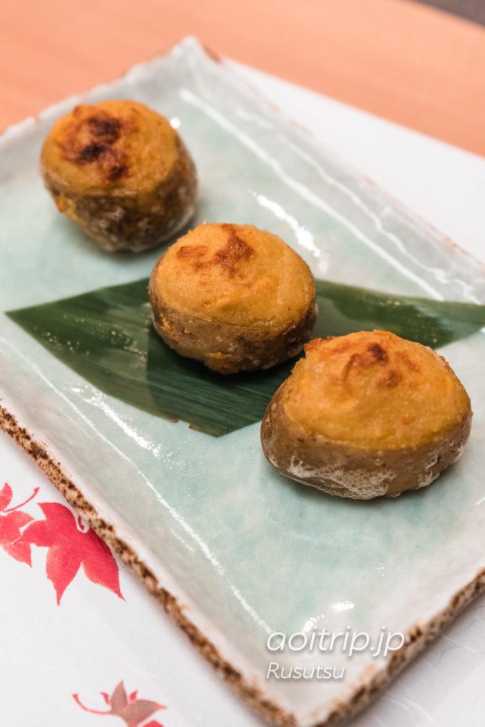 ウェスティンルスツリゾートの日本料理 風花 羊蹄焼
