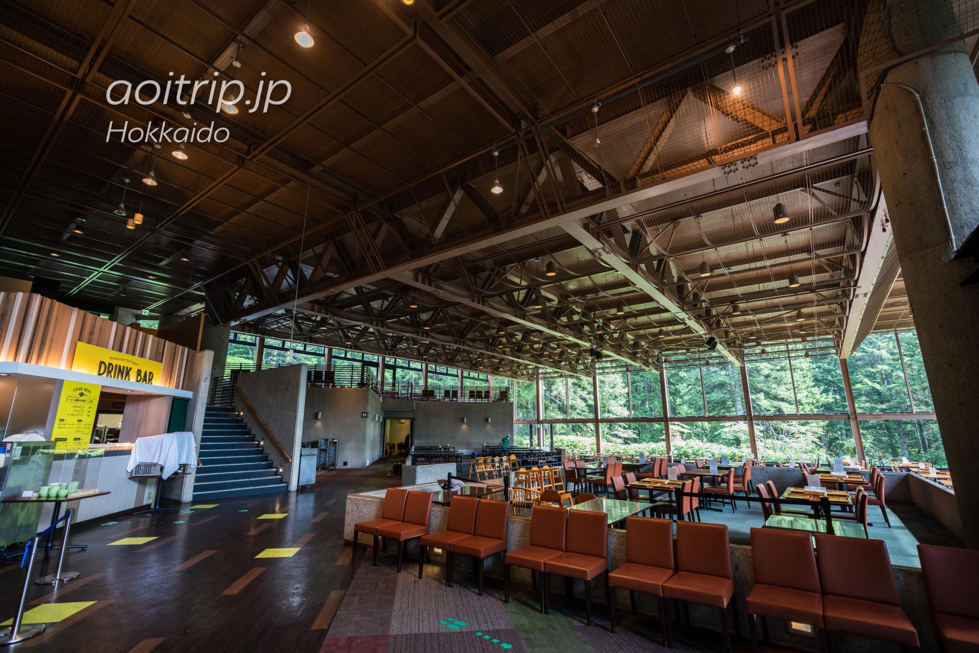 星野リゾートトマム 森のレストラン ニニヌプリ
