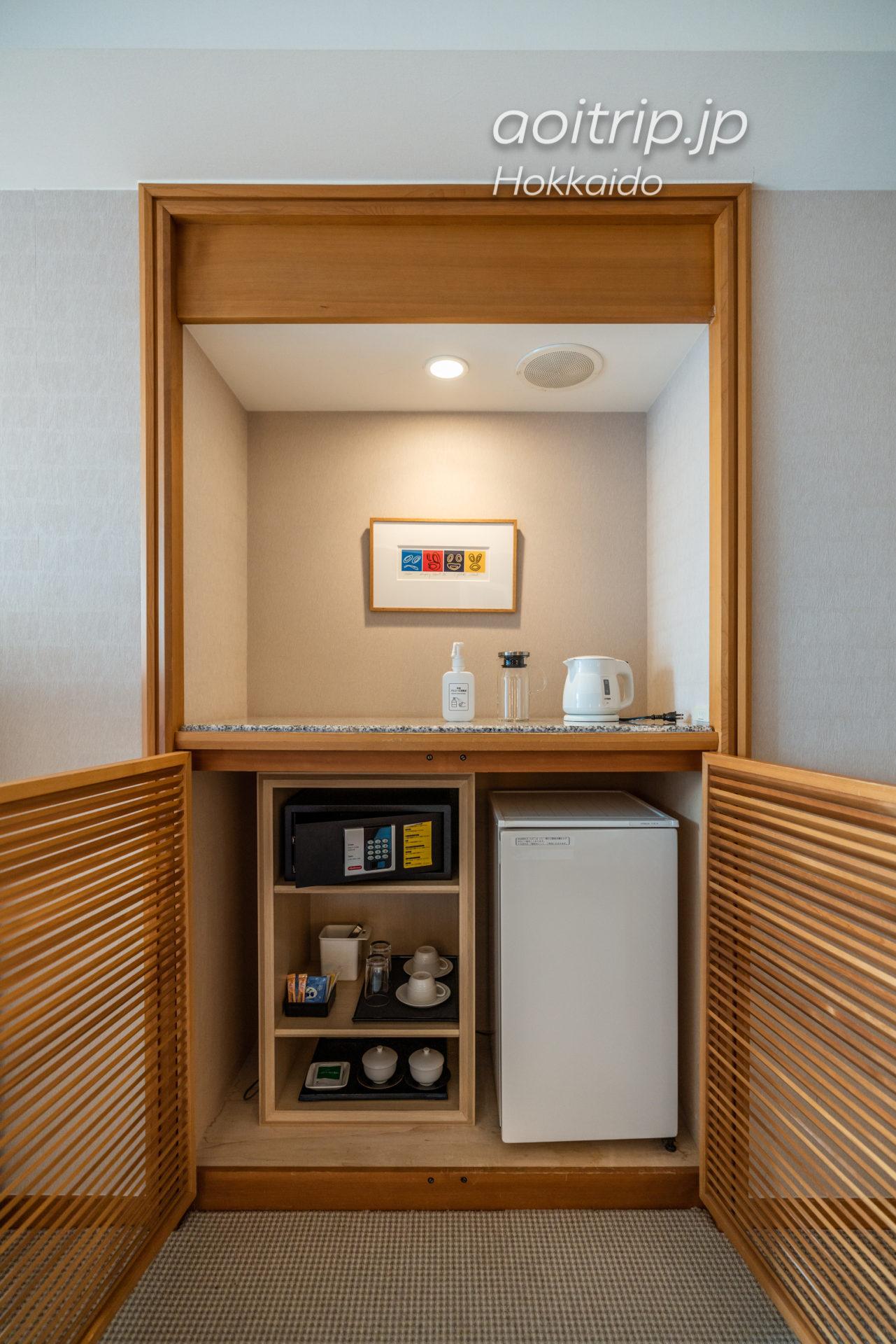 星野リゾート リゾナーレトマム 宿泊記|Hoshino Risonare Tomamu スイートツインルームの客室