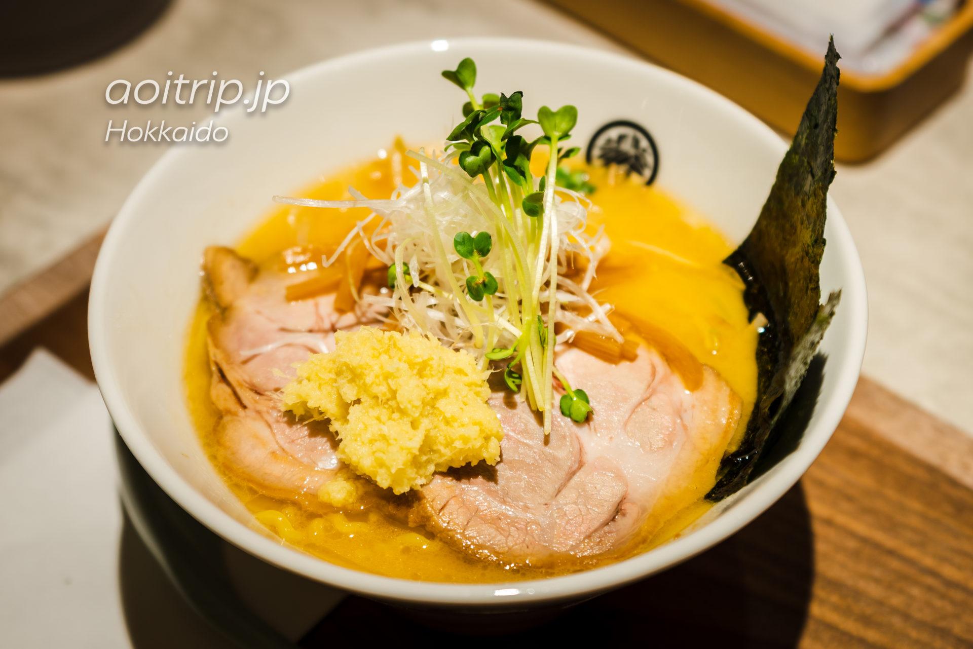 星野リゾートトマム らーめん麺屋 竹蔵