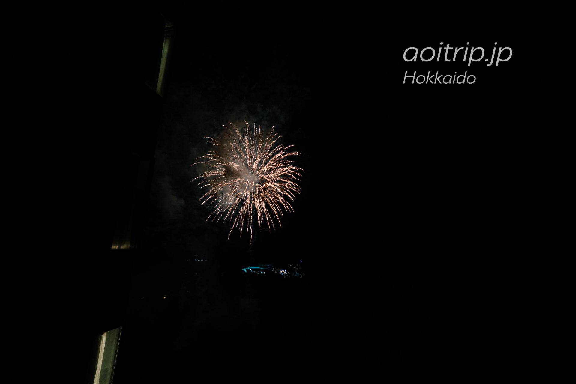 星野リゾート リゾナーレトマム 宿泊記 Hoshino Risonare Tomamu 花火