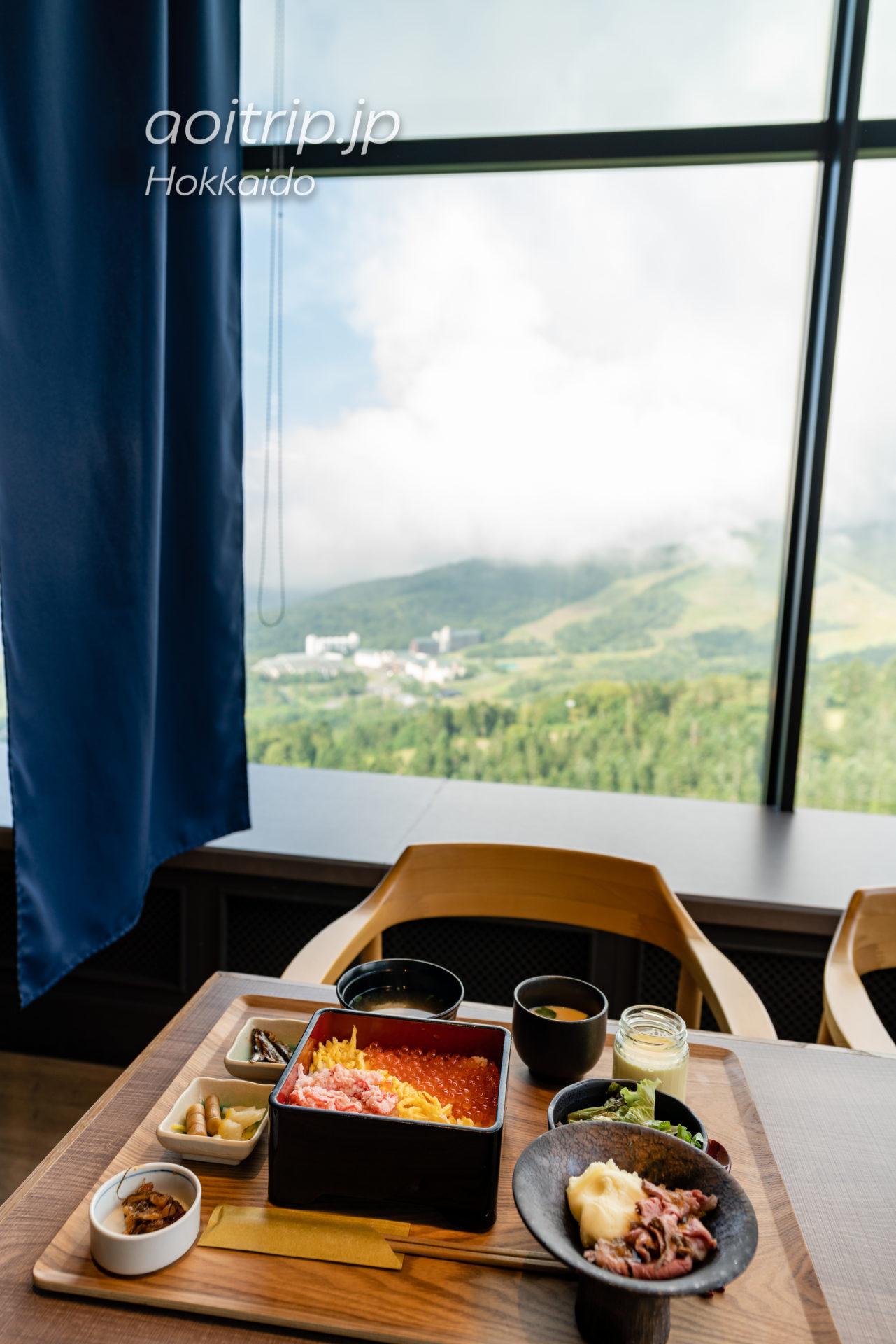 星野リゾートトマム しゃぶしゃぶ天空(SORA)の朝食