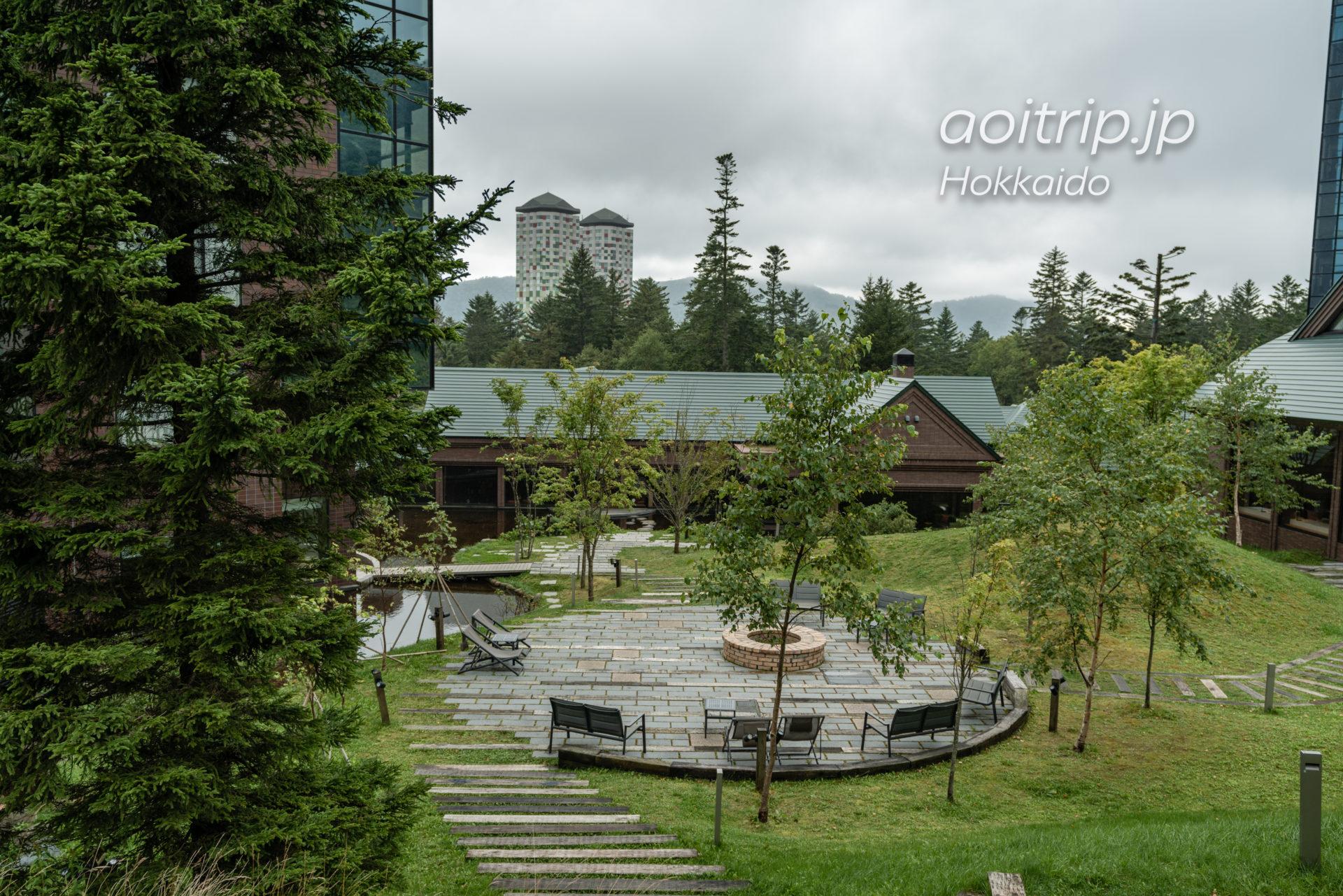 星野リゾート リゾナーレトマム 宿泊記 Hoshino Risonare Tomamu マカンの庭