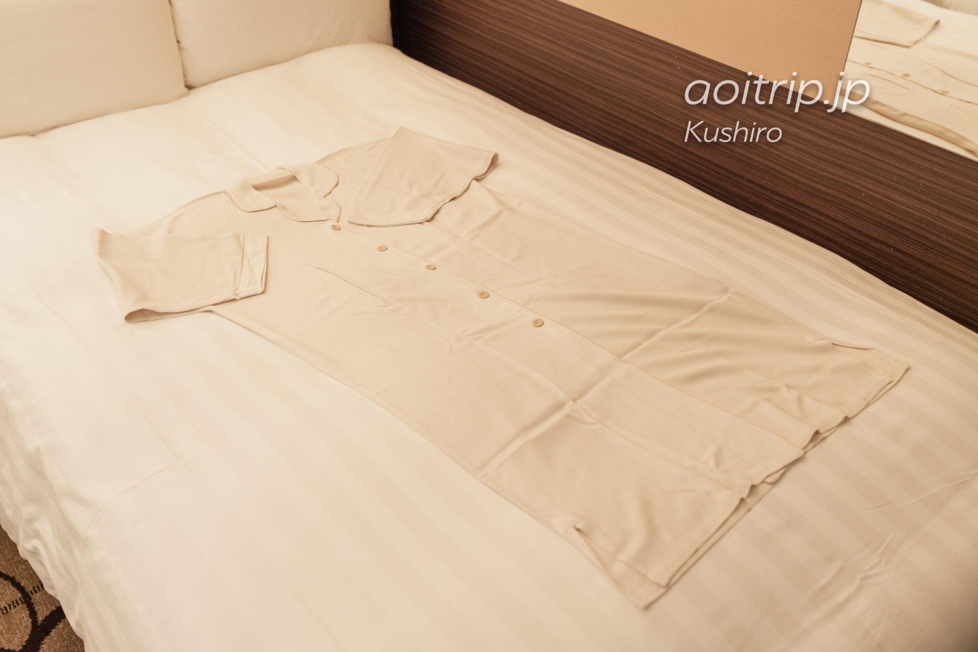 ANAクラウンプラザホテル釧路 ANA Crowne Plaza Hotel Kushiro 部屋着(パジャマ)
