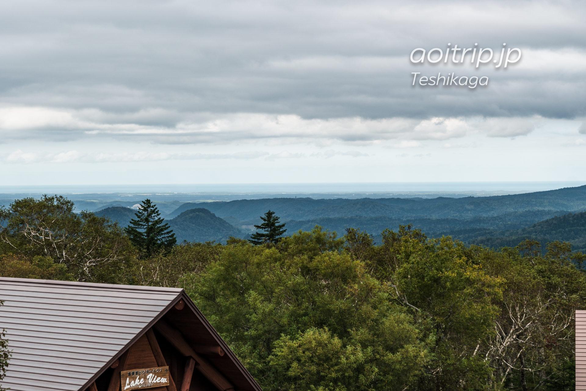 裏摩周展望台 Uramashu Observatory